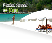 Phuket Airport to Kata